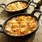 Brazilian Fish Stew with Sea Bass — Stock Photo