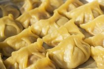 Fresche gnocchi nepalesi — Foto stock