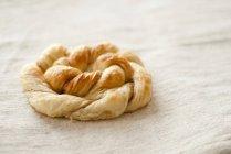 Traditional Danish pastry — Stock Photo