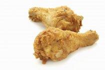 Deep-fried chicken legs — Stock Photo