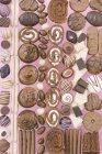 Cioccolatini assortiti — Foto stock