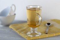 Honey Ginger Apple — Stock Photo