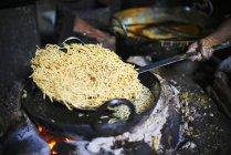 Omapodi piatto di farina di ceci e riso — Foto stock