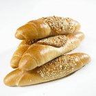 Gestapeltes Getreidebaguette — Stockfoto