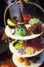 Праздничная Хэллоуин конфеты — стоковое фото