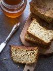 Gratis pane senza glutine — Foto stock