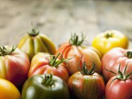 Pomodori variopinti — Foto stock