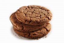 Печенье с мелассом — стоковое фото