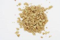 Mucchio di fiocchi di mais secchi — Foto stock