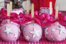 Pastel rosa estallido - foto de stock