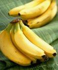 Свіжі пучки банани — стокове фото
