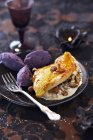 Petto di gallina Poulard — Foto stock