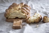 Sweet vegan bread — Stock Photo