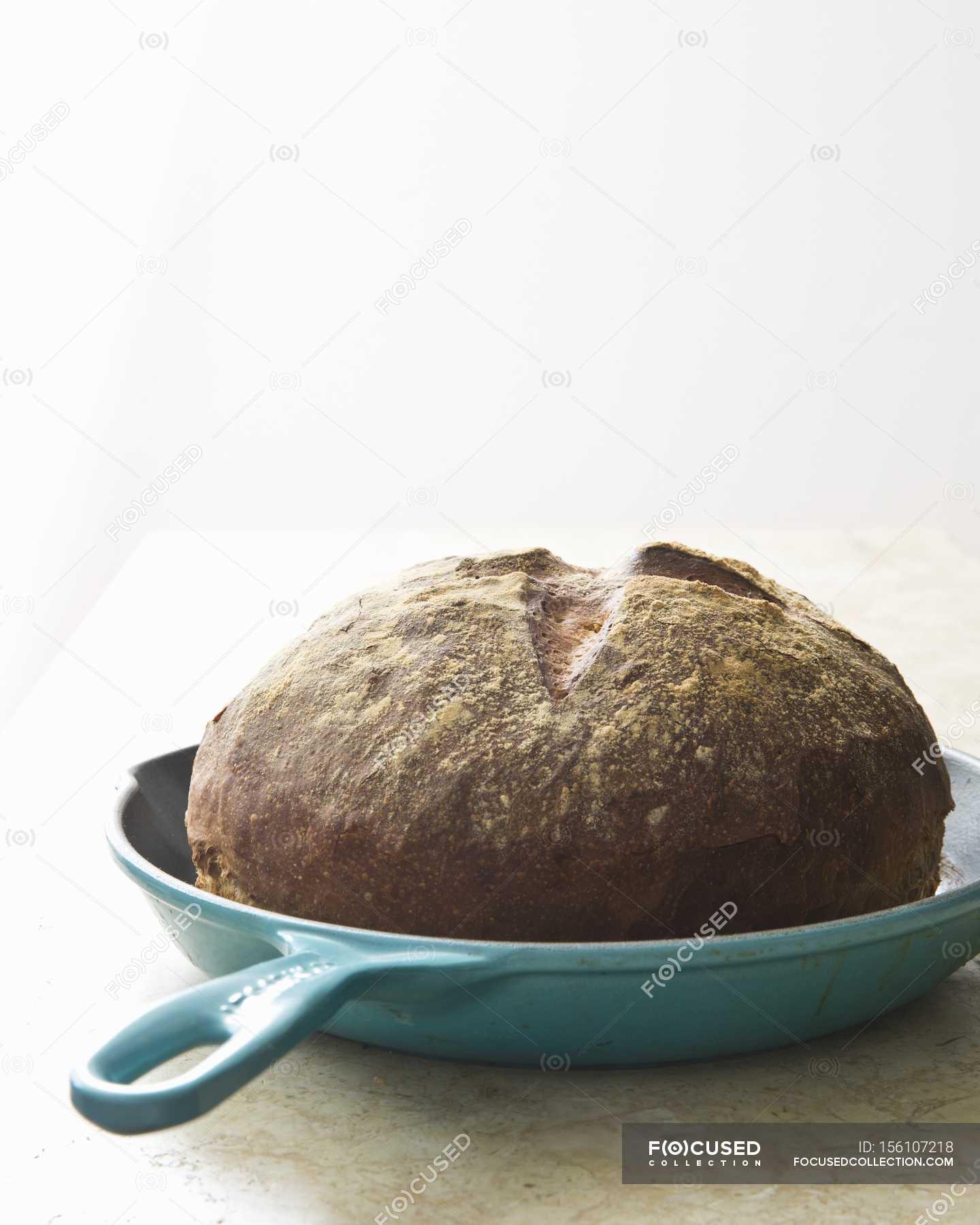 Rustic Italian bread — Stock Photo | #156107218