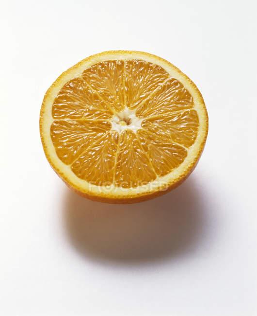 Tasty Orange Half — Stock Photo