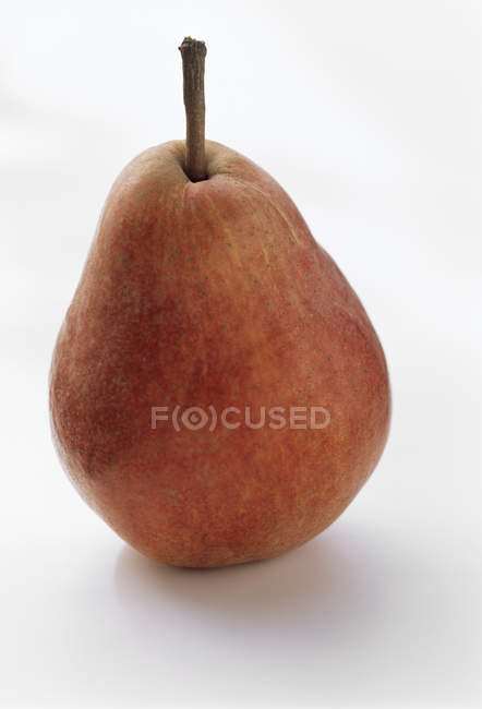 Red Bartlett Pear — Stock Photo