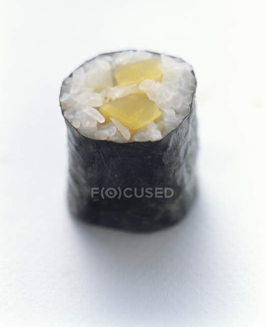 One Maki Sushi — Stock Photo