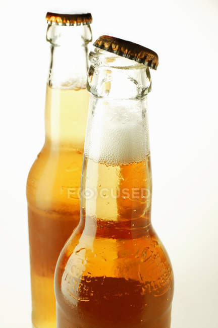 Flaschen Ginger Ale — Stockfoto