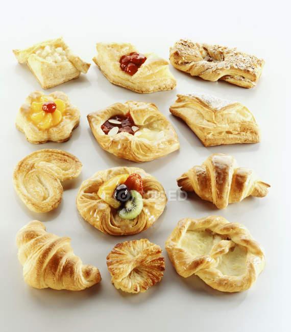 Sfogliatine dolci — Foto stock