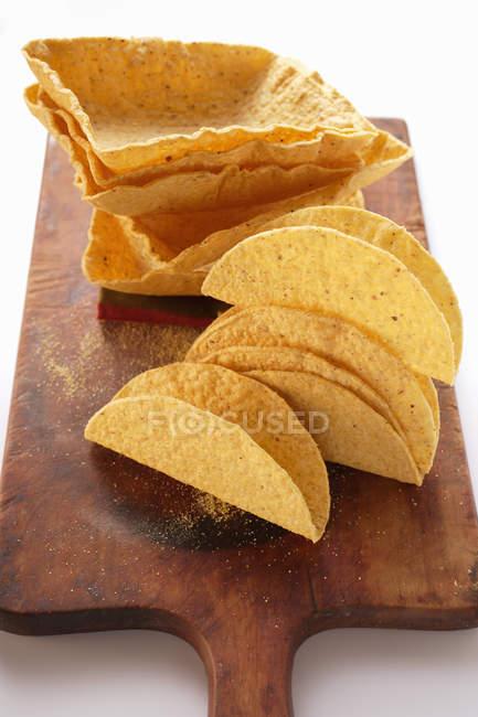 Sortido de tacos — Fotografia de Stock