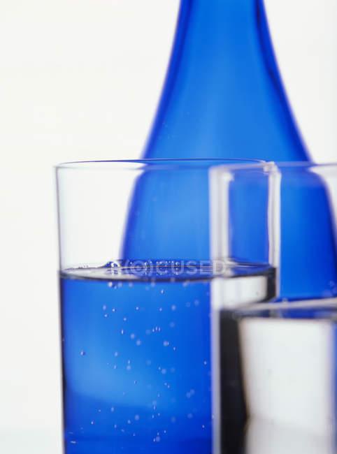 Due bicchieri di acqua — Foto stock