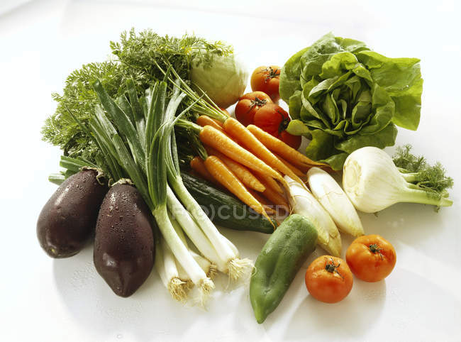 Légumes mûrs — Photo de stock