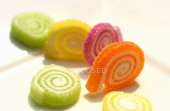 Marmelada Color Dulces - foto de stock