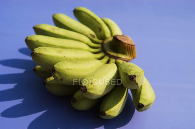 Букет з міні банани — стокове фото