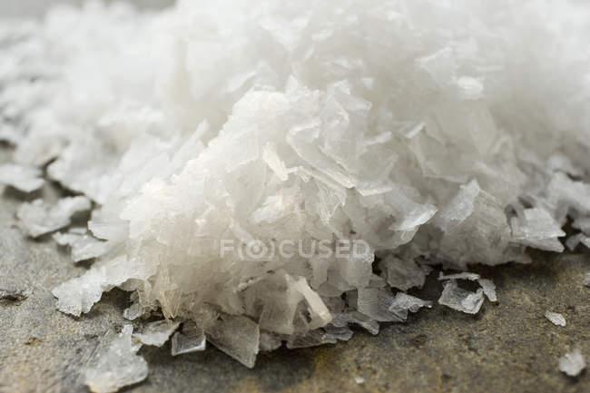 Цукор збагачений фолієвою кислотою на стіл — стокове фото