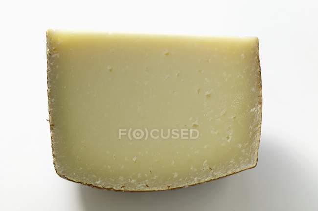 Morceau de fromage Pecorino — Photo de stock