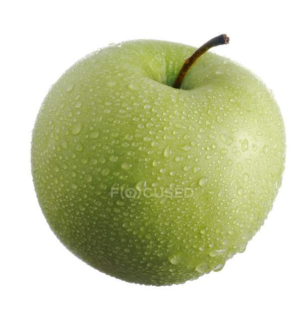' granny smith ' manzana verde - foto de stock