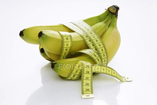 Куча спелых бананов — стоковое фото