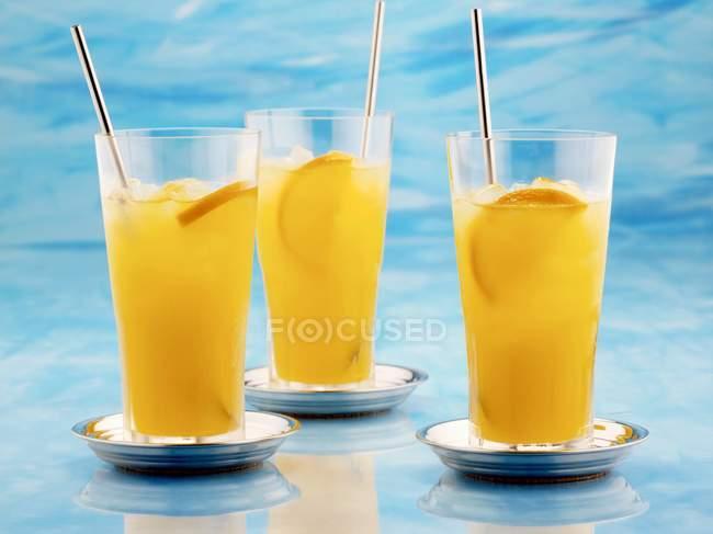 Cocktail Nuvola di mandarino — Foto stock