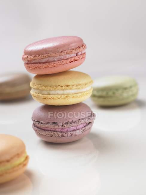 Piccoli dolci francesi — Foto stock