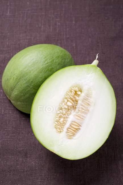 Melão verde — Fotografia de Stock