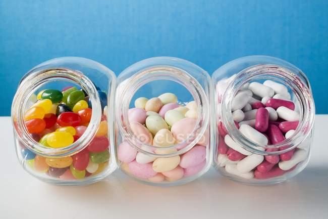 Diversi tipi di dolci — Foto stock