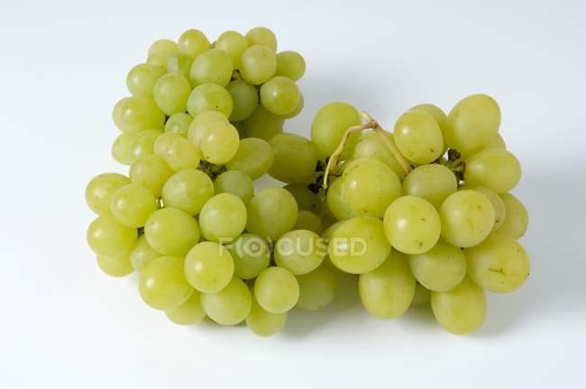 Стиглі свіжий зелений виноград — стокове фото