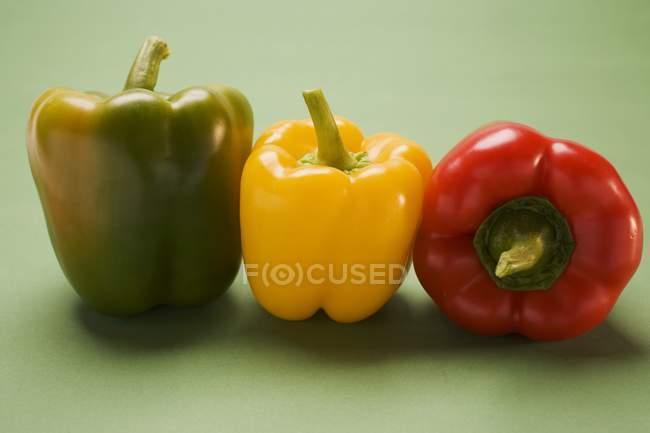 Спелый сладкий перец — стоковое фото