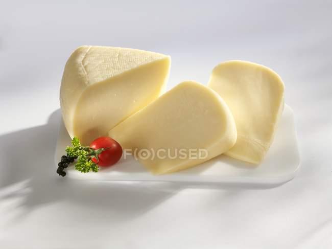 Молоко Сыр Кашкавал овец — стоковое фото