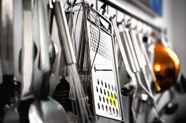 Various kitchen utensils — Stock Photo