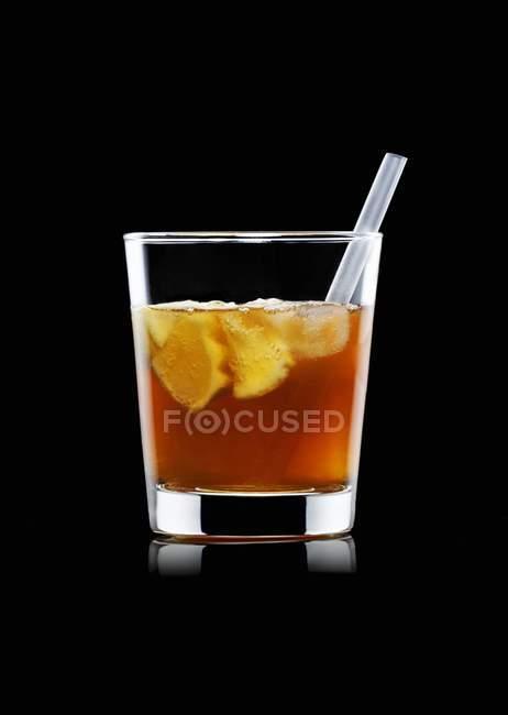 Cocktail Cuba Libre — Foto stock