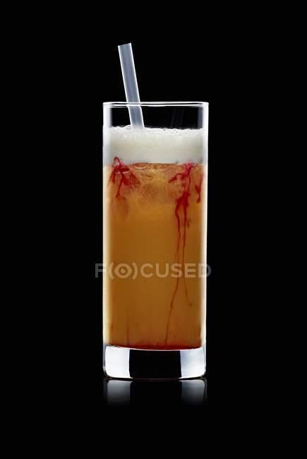 Zombie-Cocktail mit Rum — Stockfoto