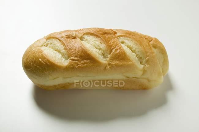 Промах, коркой белого хлеба — стоковое фото