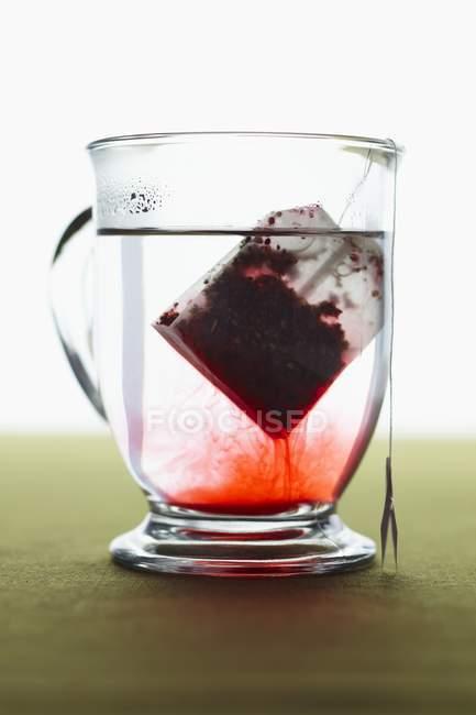 Чай в кружке — стоковое фото