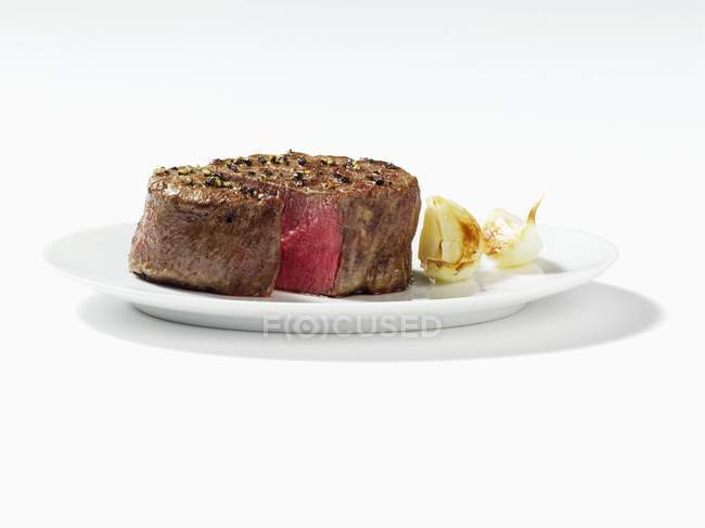Filé de carne assada — Fotografia de Stock