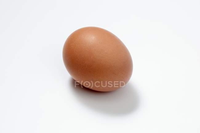 Свіжі коричневі яйця — стокове фото