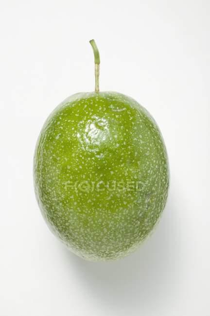 Fruit de la passion verte — Photo de stock