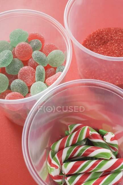 Doces de geleia, doces — Fotografia de Stock