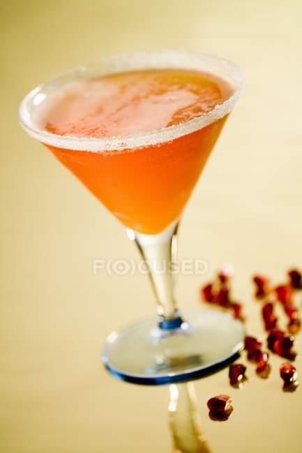 Spritz mit Prosecco und Aperol cocktail — Stockfoto