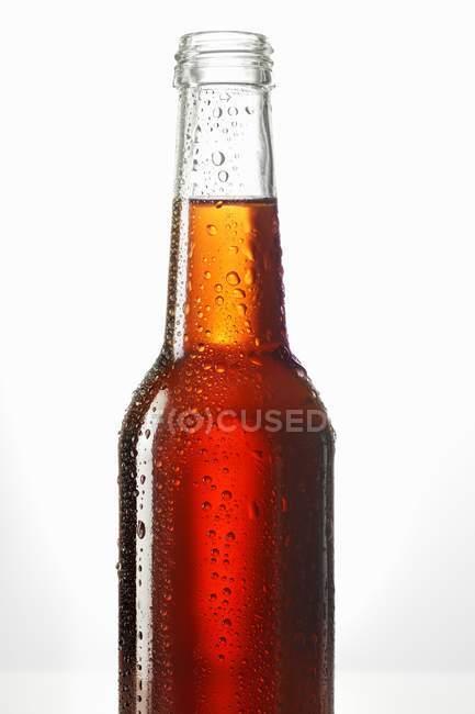 Chá gelado em garrafa — Fotografia de Stock